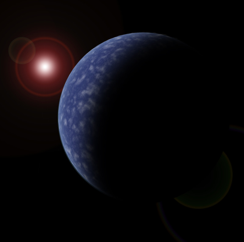 Habitable Super-Earth Planets Orbiting Red Dwarfs ...