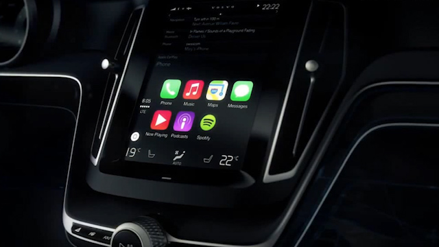 Apple Launches CarPlay iPhone Integration