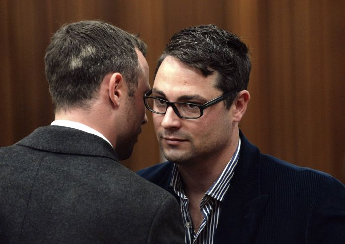 Court Adjourns in Second Day of Pistorius Trial