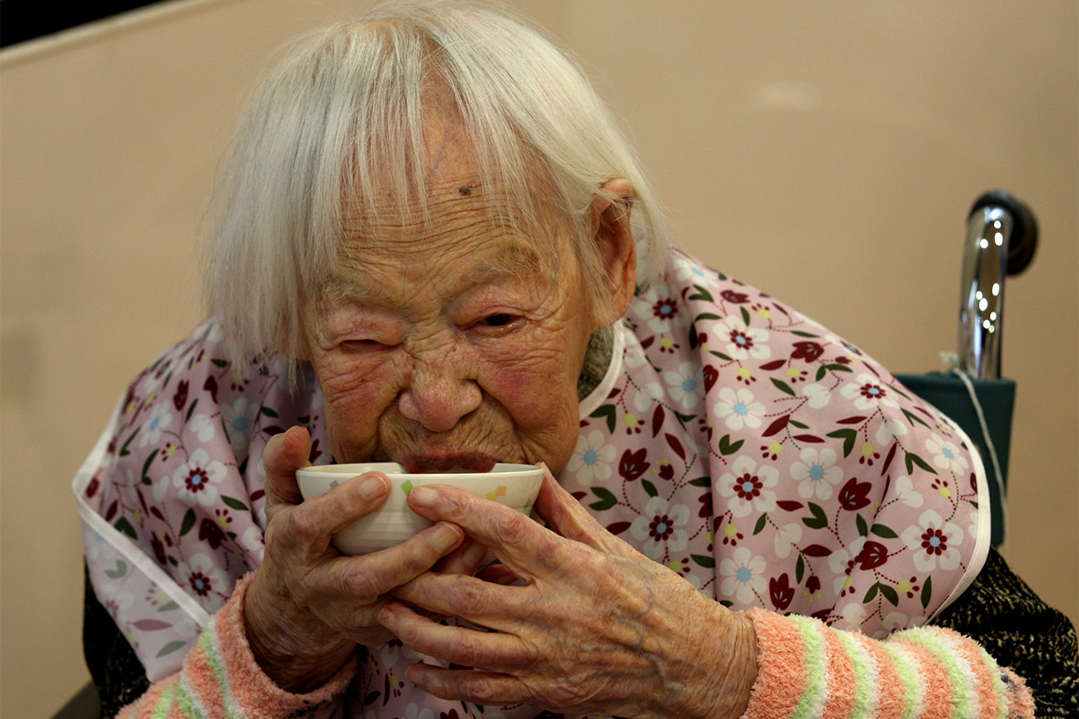 oldest woman