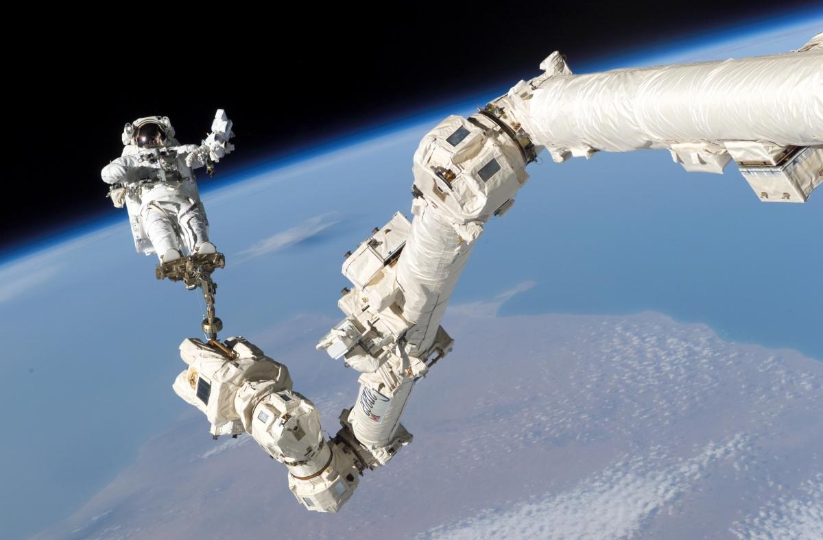 NASA United States Ukraine Russia Space Race