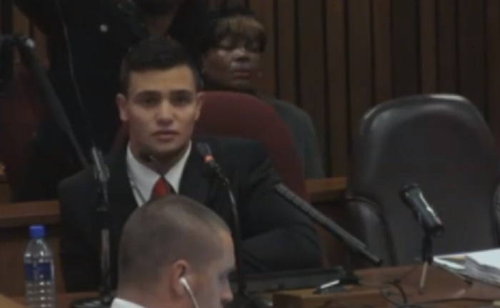 Kevin Lerena told the Oscar Pistorius trial he was
