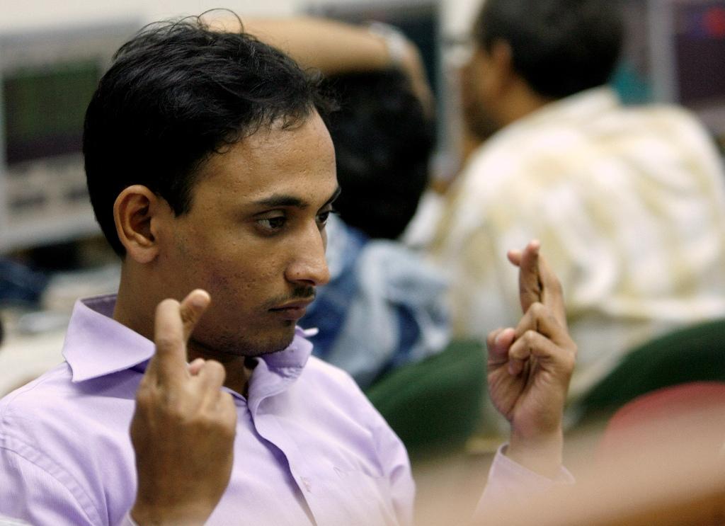 Stock Broker Mumbai India