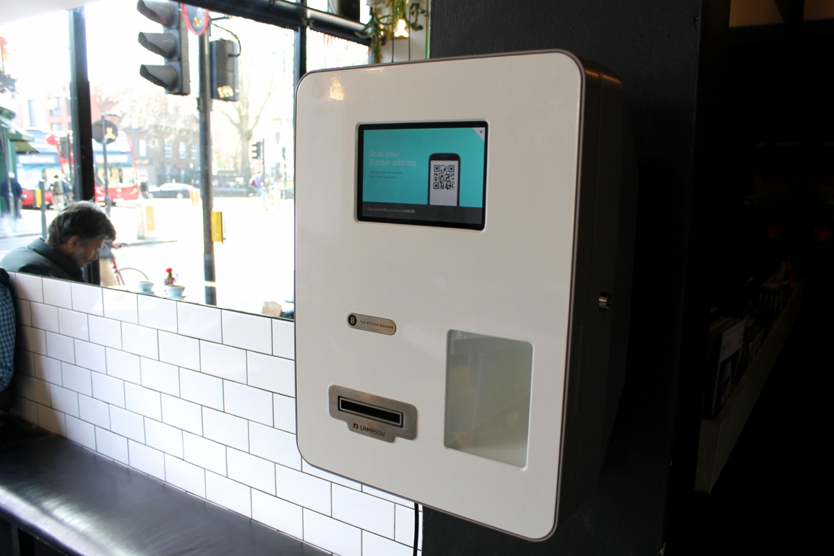 What is a cardtronics atm bitcoin