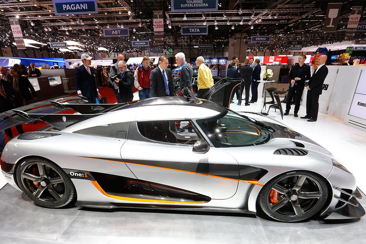 Koenigsegg Agera One1