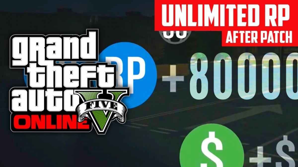 GTA 5: New Unlimited RP Glitch Revealed in 1.11 Patch