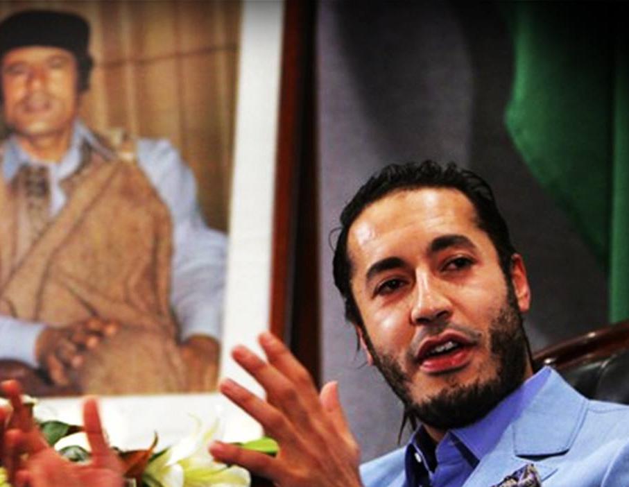 Al-Saadi Gaddafi