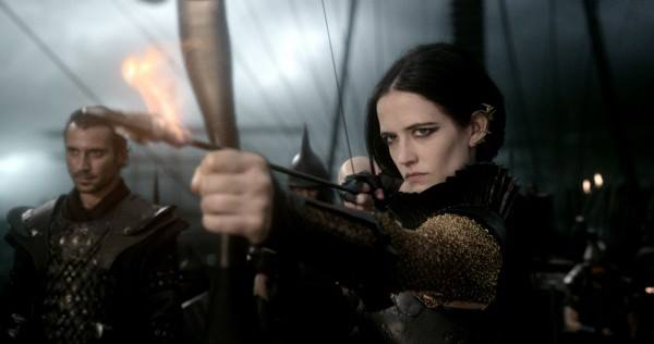 Eva Green in 300: Rise of an Empire