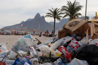Rio rubbish