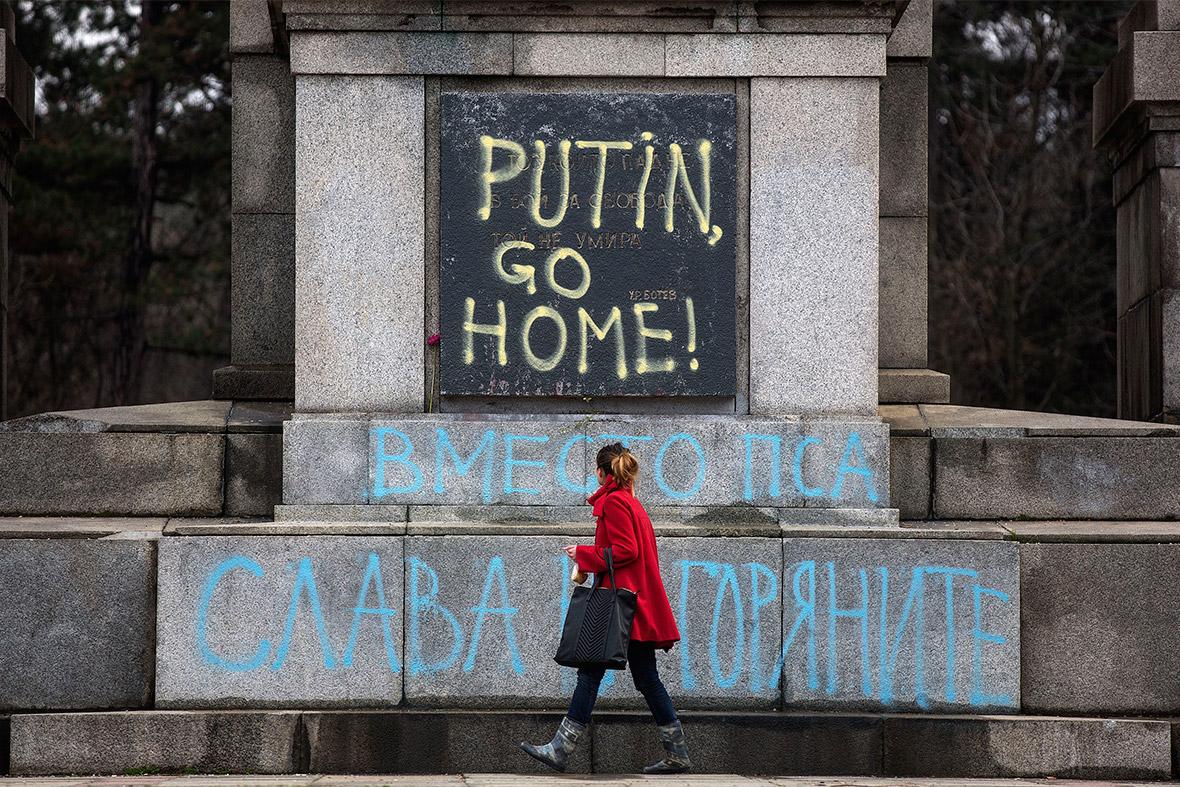 ukraine putin