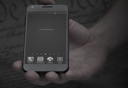 Snowden Phone