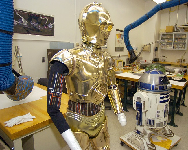 MP3s are not Star War Robots