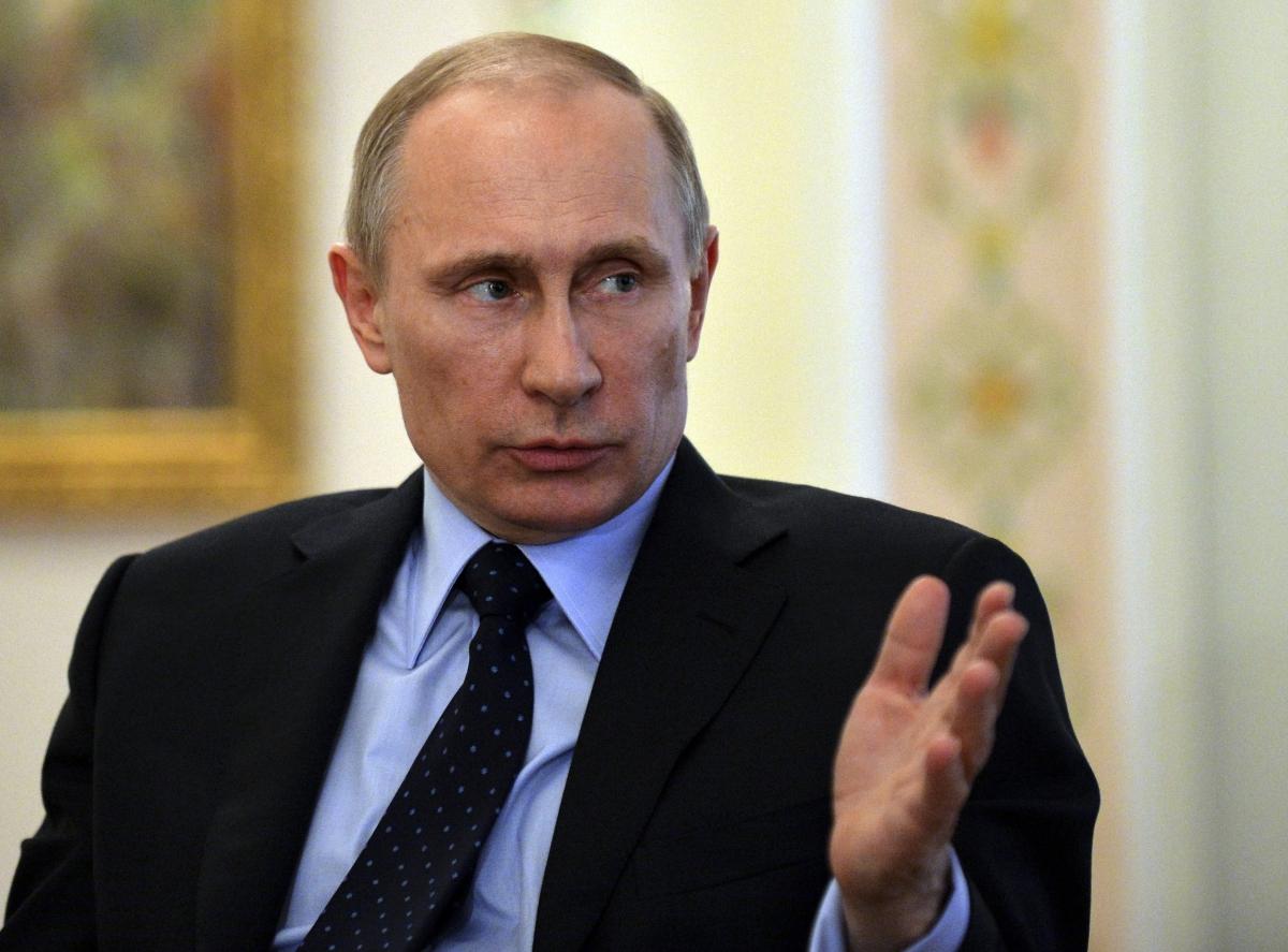 Putin US Obama Lies Russia Crimea Ukraine