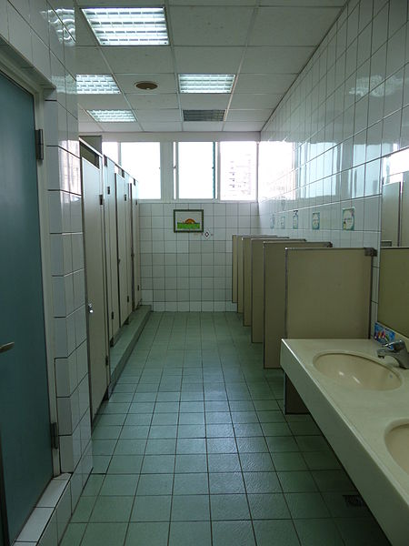 School's Bathroom