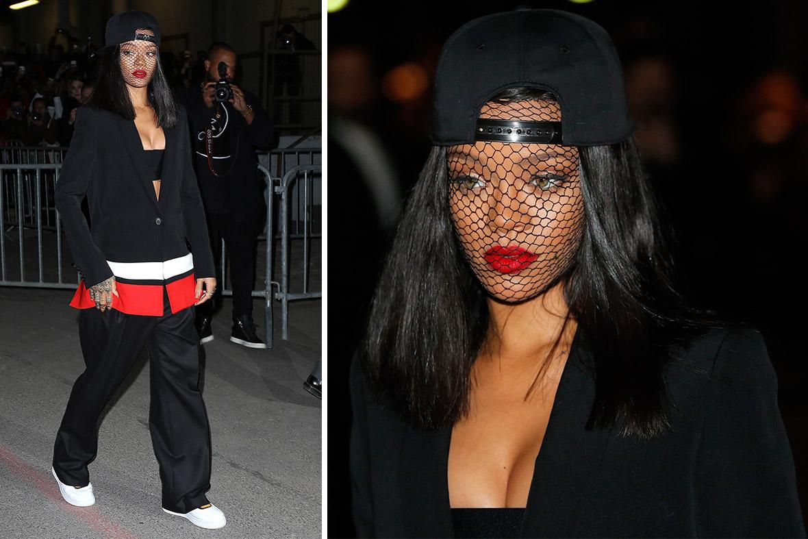 Rihanna Givenchy