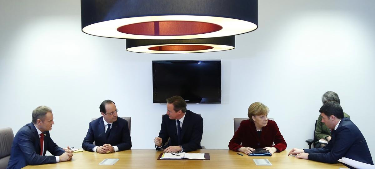 European leaders emergency summit