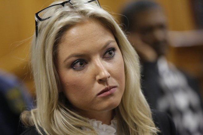 Roxanne Adams has been turning heads as part of the legal team defending Oscar Pistorius for murder