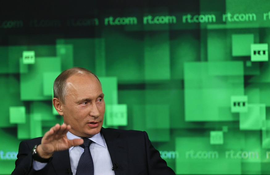 Putin on Russia Today