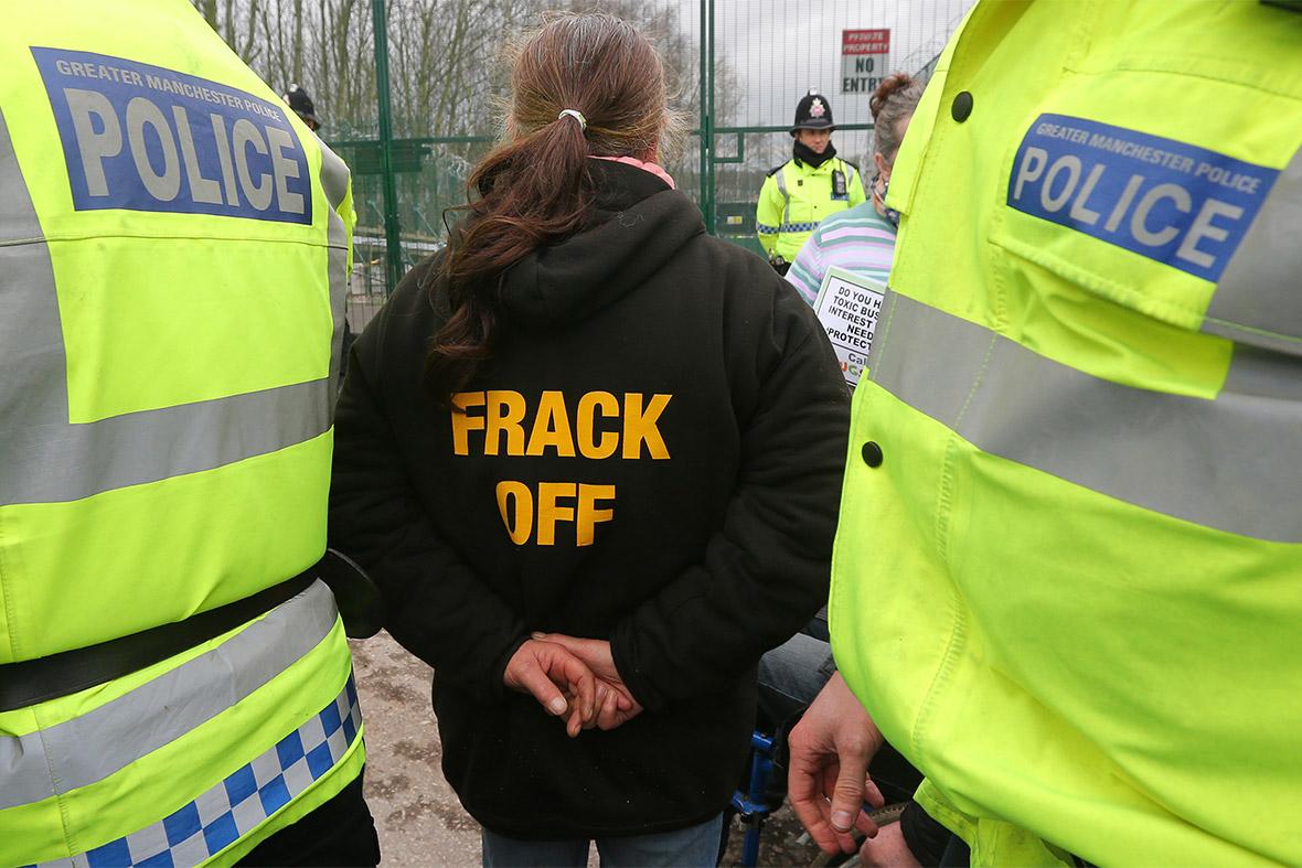 frack off