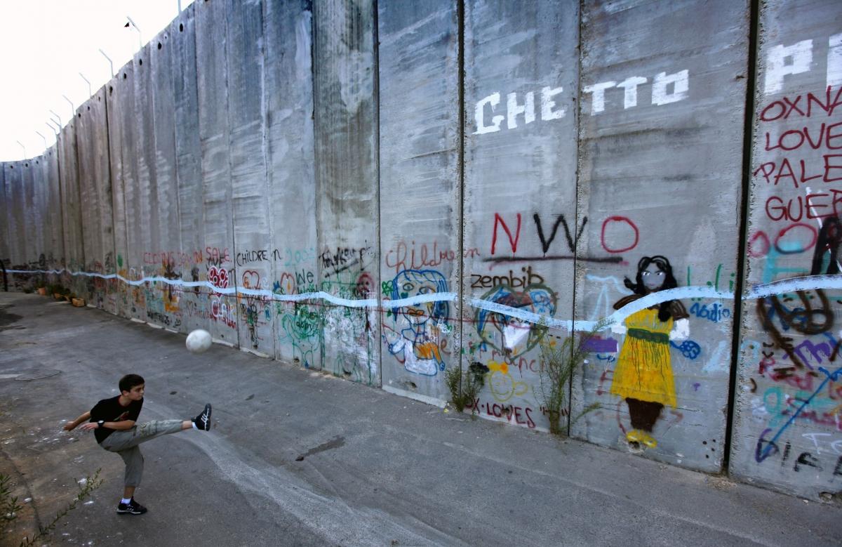 Israel Apartheid Week Boycott Middle East Palestine Football World Cup