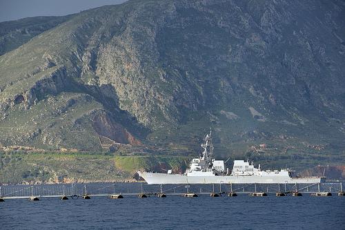 US navy Ukraine protests crisis Crimea