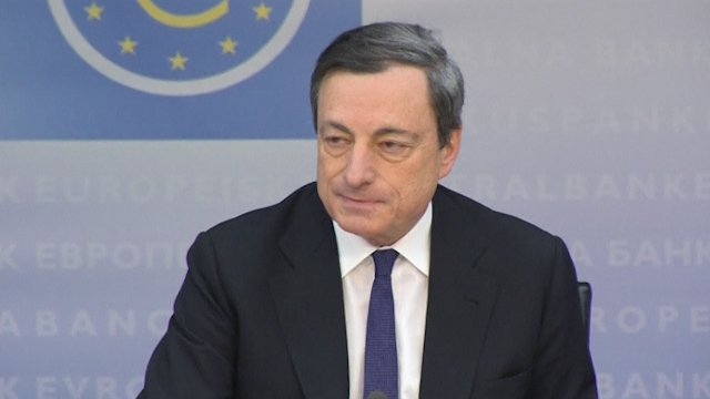 European Central Banks Holds Rates at 0.25%