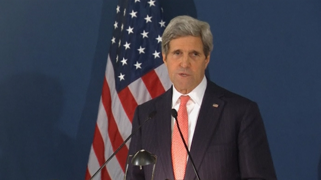 Kerry: Imperative to Move Quickly on Ukraine Crisis