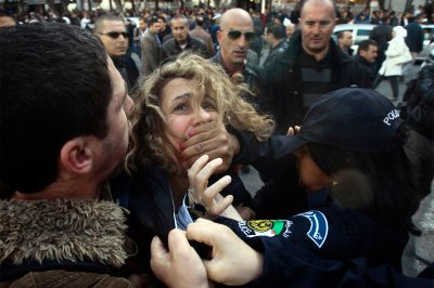 Algeria woman