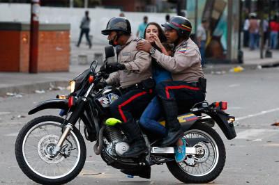 venezuela woman