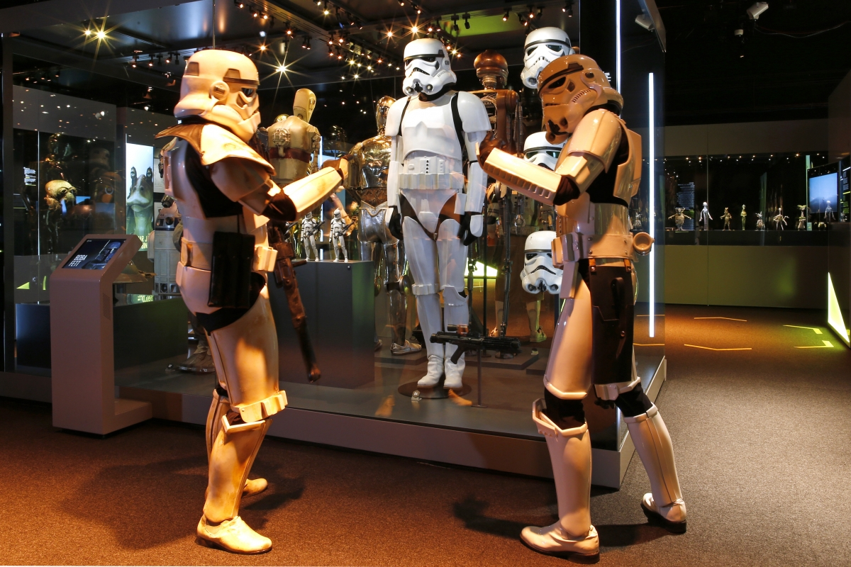 iRobot CEO: Star Wars Inspired Me to Build Robots