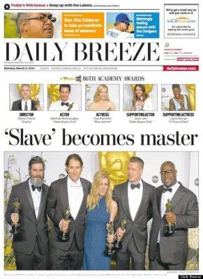 Daily Breeze Headline