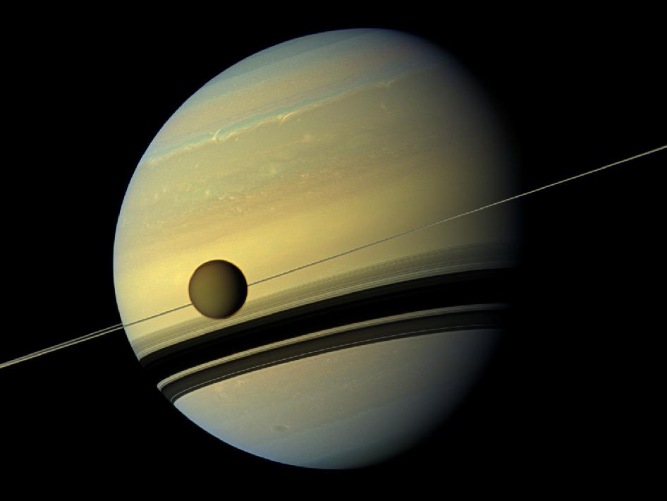 Spring on our Solar System Neighbour Planets