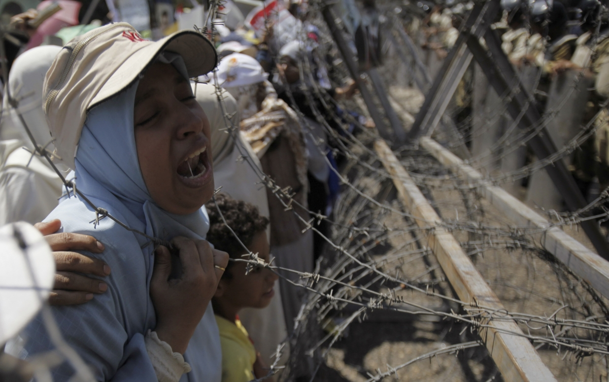 Egypt Deport Gaza Strip Activists International Women Day
