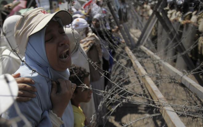Egypt Deport Gaza Strip Activists International Women Day