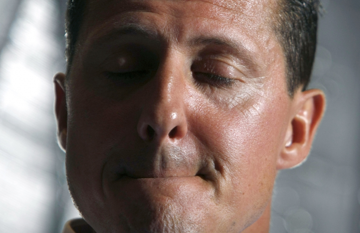 """Family of Michael Schumacher have been told he needs a """"miracle"""" after lying in a coma for more than two months after his Meribel ski crash"""