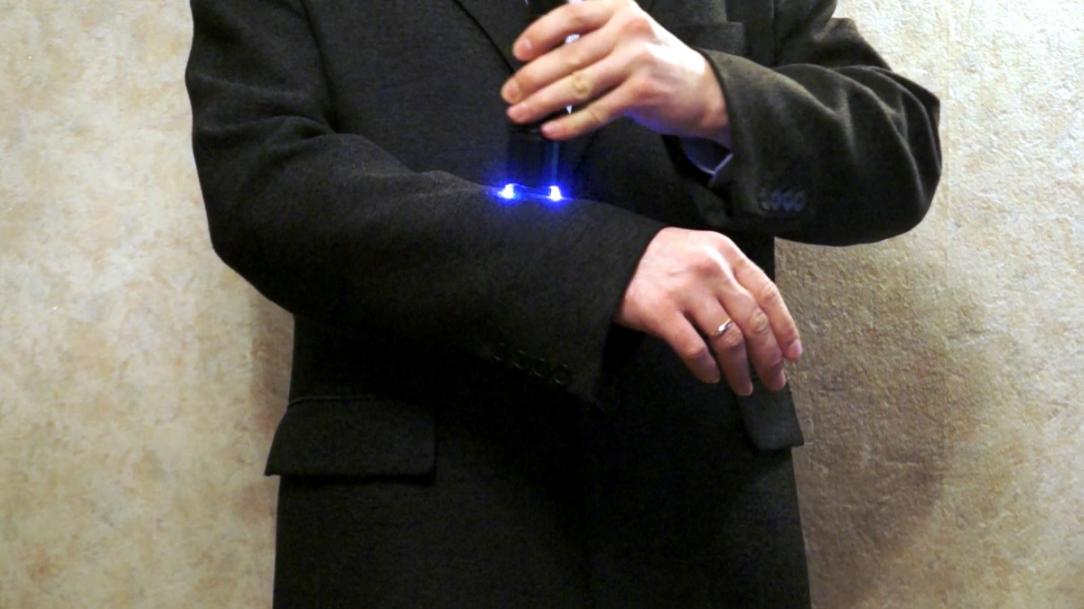HackaDay has discovered a way you can protect yourself against being tasered