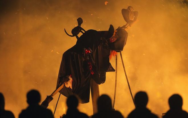 Witch Siberia Burn Russia