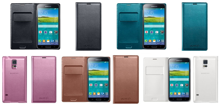 Samsung Galaxy S5 Release Coming: Official Accessories Up for UK Pre-Orders