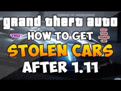 GTA 5: Earn Unlimited Money via Stolen Cars Glitch in 1.11 Patch [VIDEO]