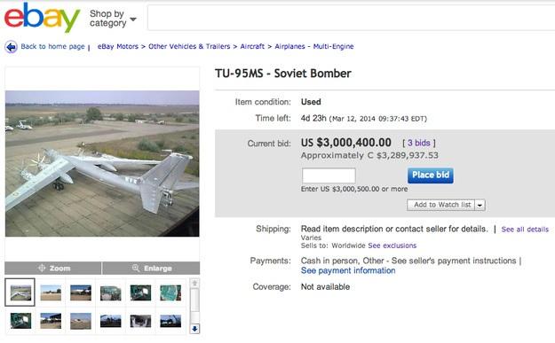 Tupolev TU-95
