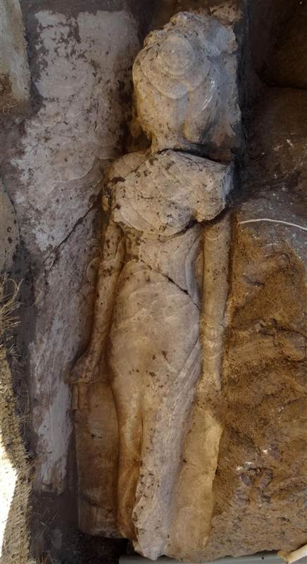 Rare statue of Princess Iset discovered in Egypt