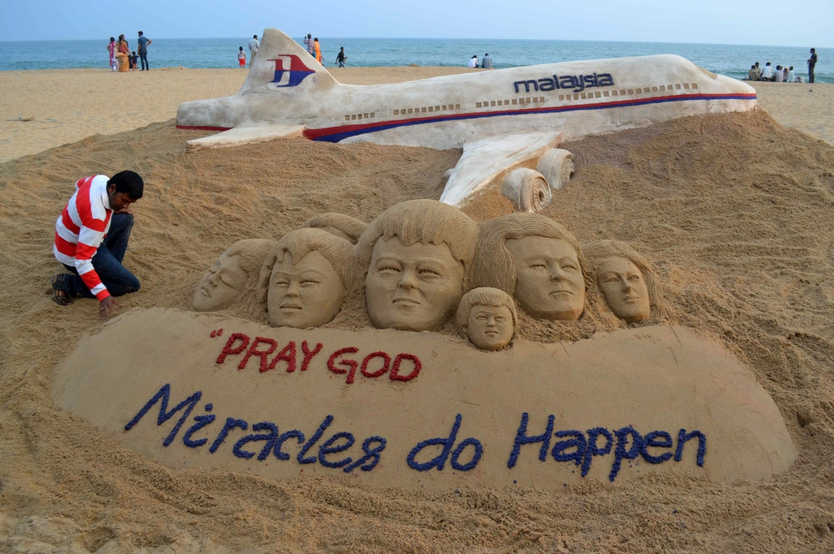 Missing Malaysian airlines flight and terror strike probe