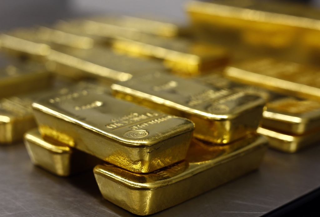 Goldman Sachs says gold's unexpected rally will fizzle out