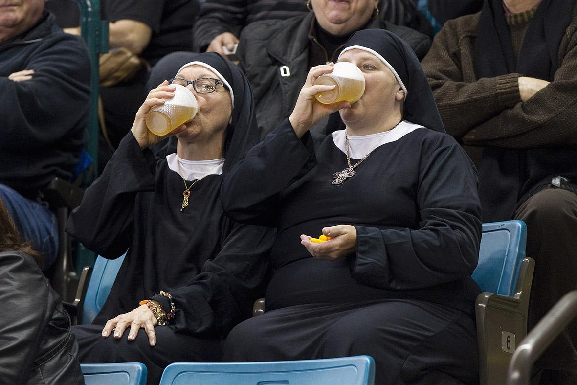 nuns beer