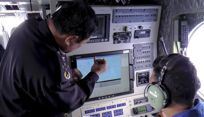 Malaysia Airlines missing flight