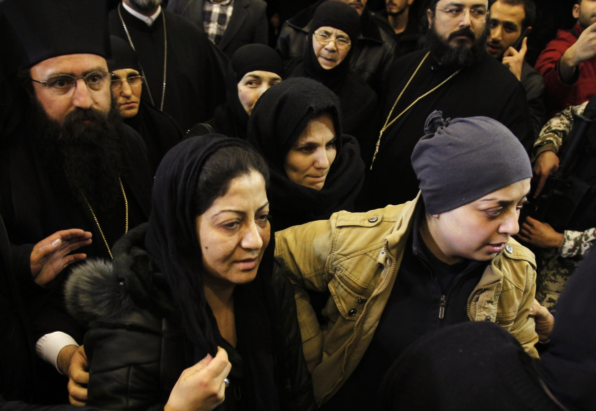 Syria Freed Christian Nuns