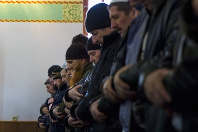 Tatar Jihad Crimea Russia Ukraine Europe EU
