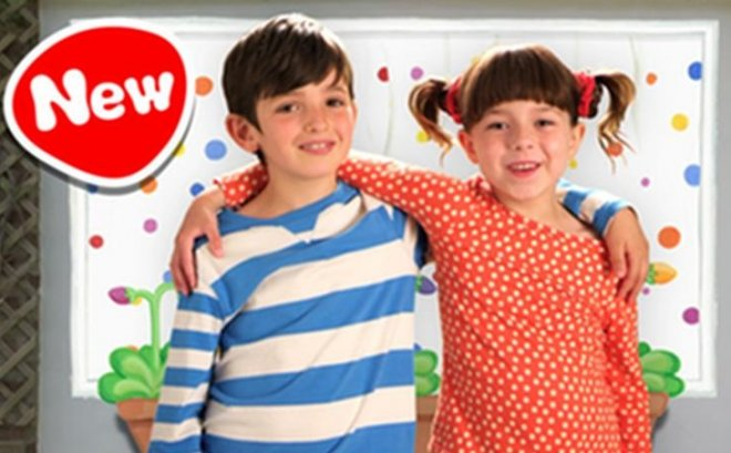 Topsy and Tim is a hit BBC TV show, based on books by Jean and Gareth Adamson, whose son Leo Adamson was in padeophile group PIE