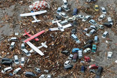 tsunami planes