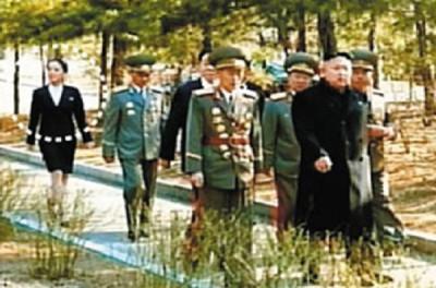 North Korean dictator Kim Jong-Un sister kim yo jong